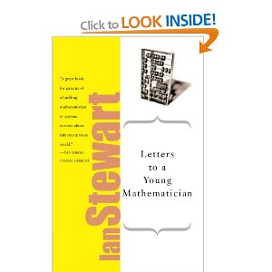 letters to a young mathematician