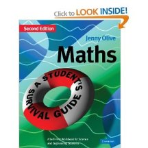 maths a students survival guide