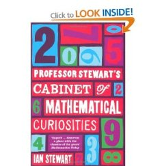 professor stewarts cabinet of mathematical mysteries