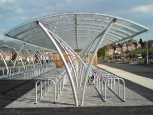 symmetry of bike sheds
